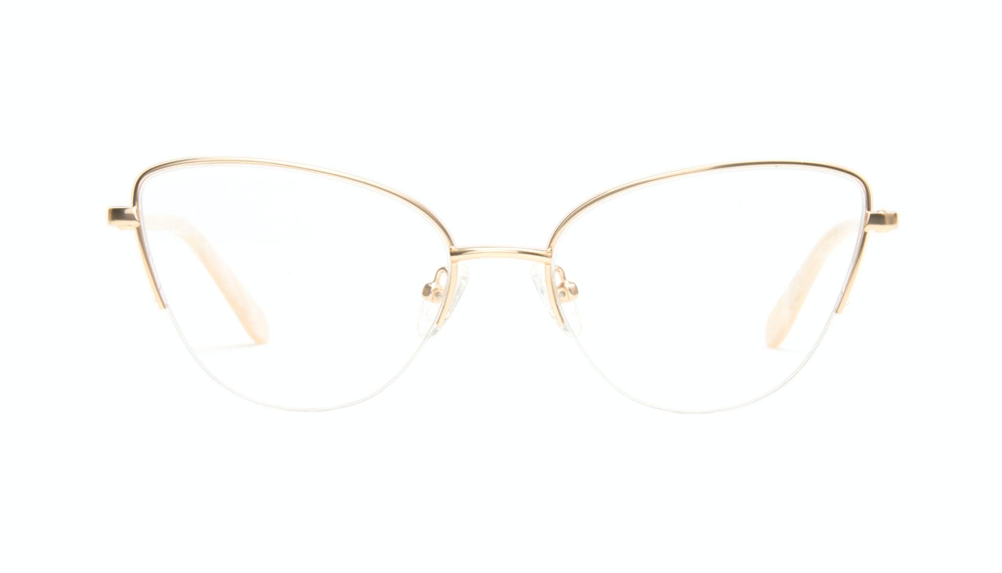 Lunettes tendance Oeil de chat Optiques Femmes Airy  Gold Marble
