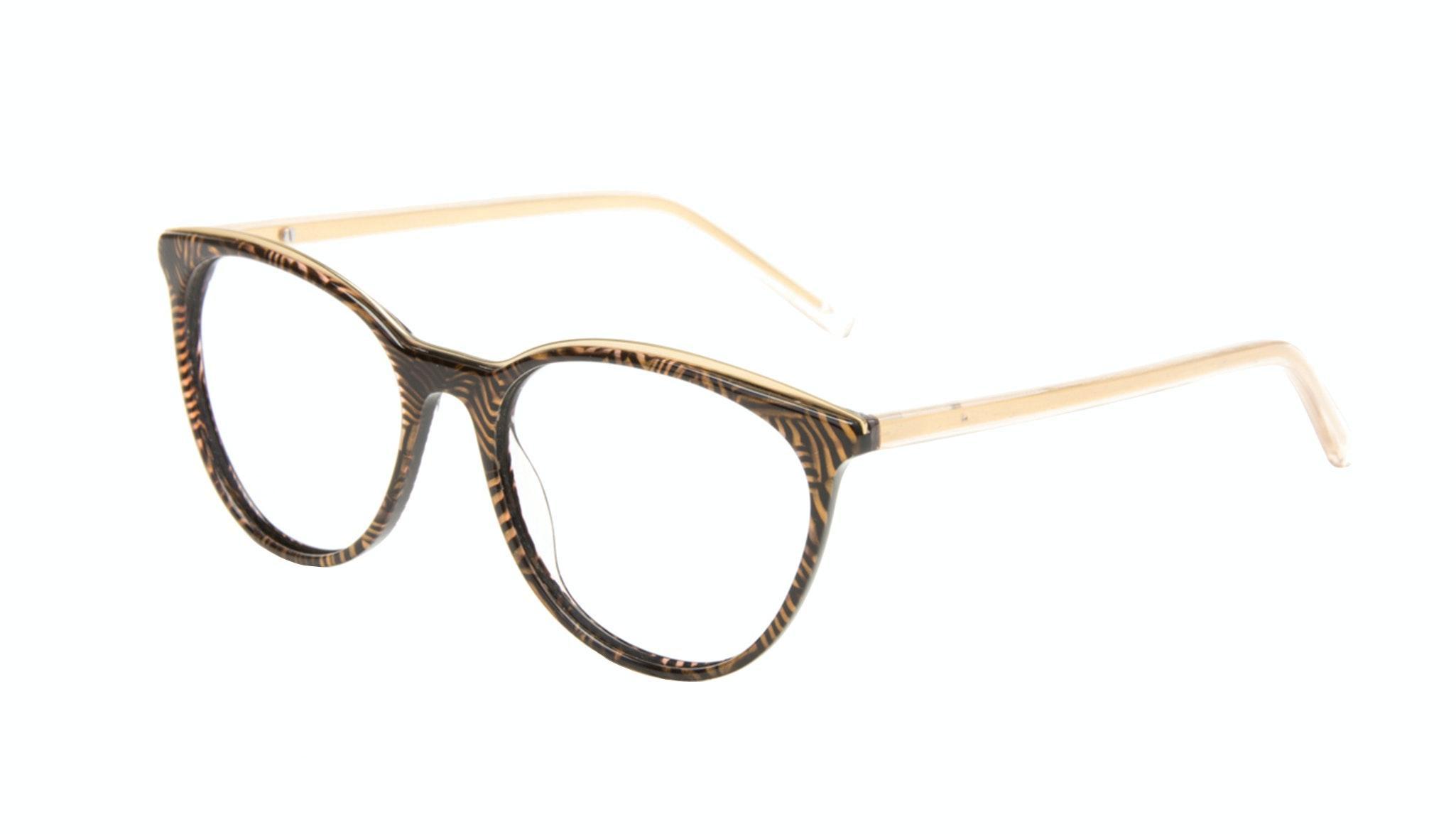 Affordable Fashion Glasses Round Eyeglasses Women Gypsy Copper Tort Tilt