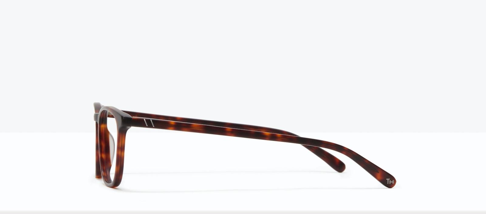 Affordable Fashion Glasses Square Eyeglasses Men Louise M Matte Tort Side