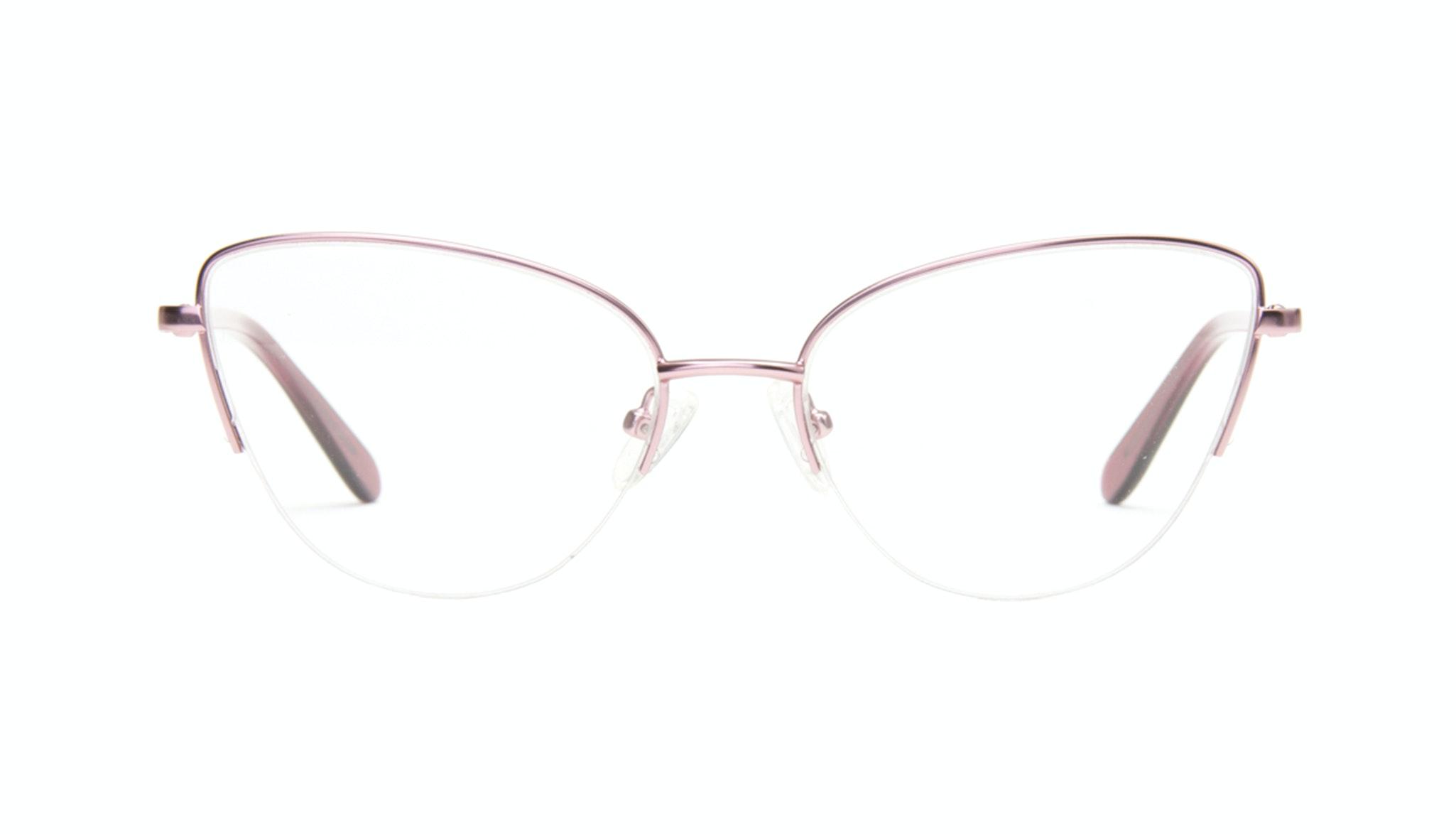 Lunettes tendance Oeil de chat Optiques Femmes Airy  Rose Marble