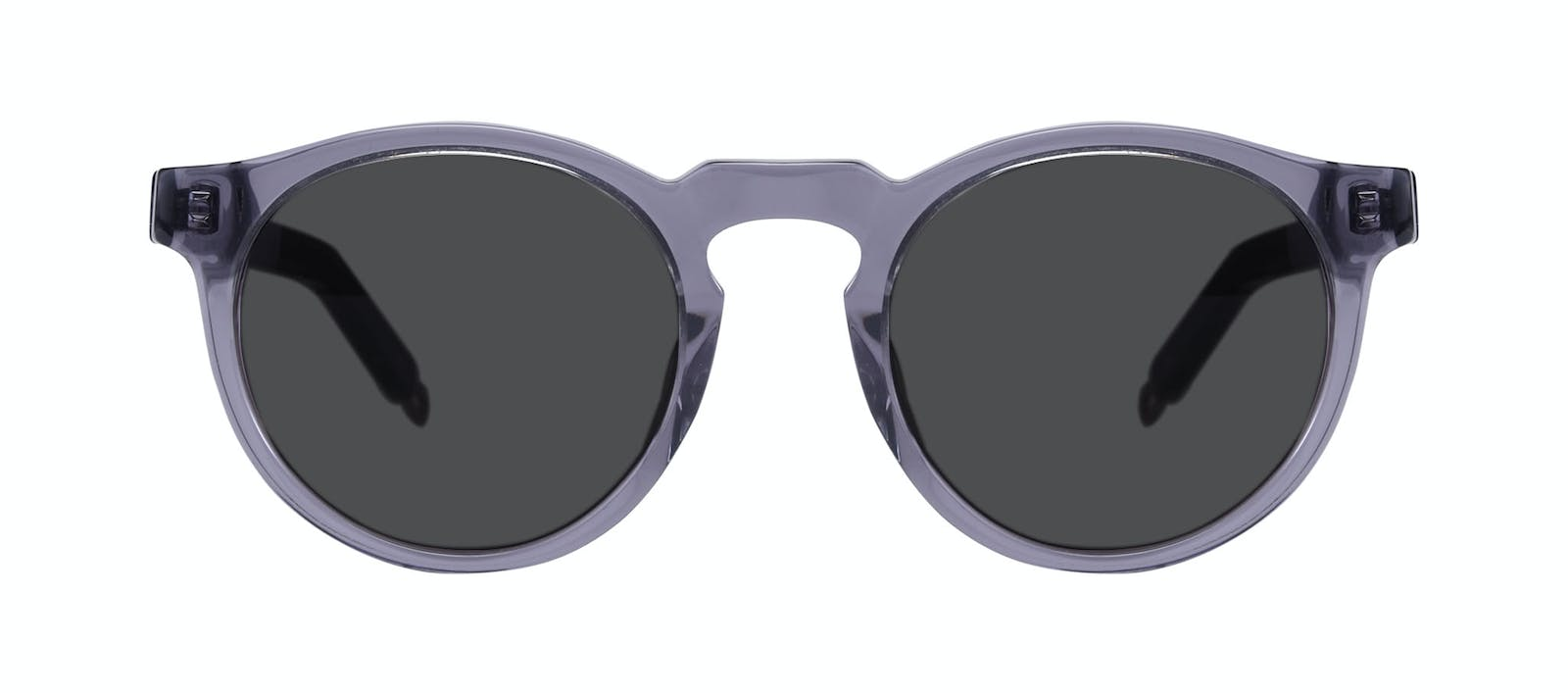 e996a28f55a Affordable Fashion Glasses Round Sunglasses Men Ace Shadow Front