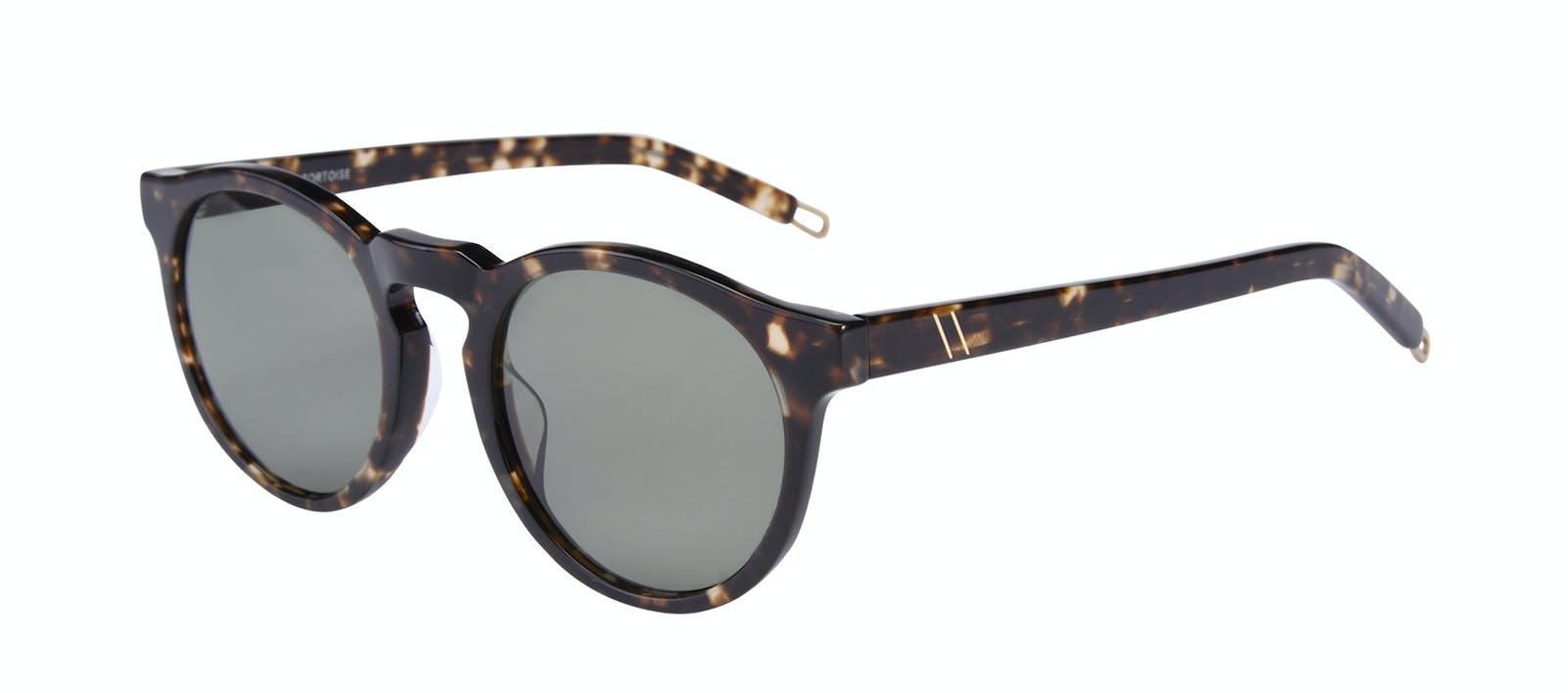 2c92f4c2cd6 Affordable Fashion Glasses Round Sunglasses Men Ace Tortoise Tilt