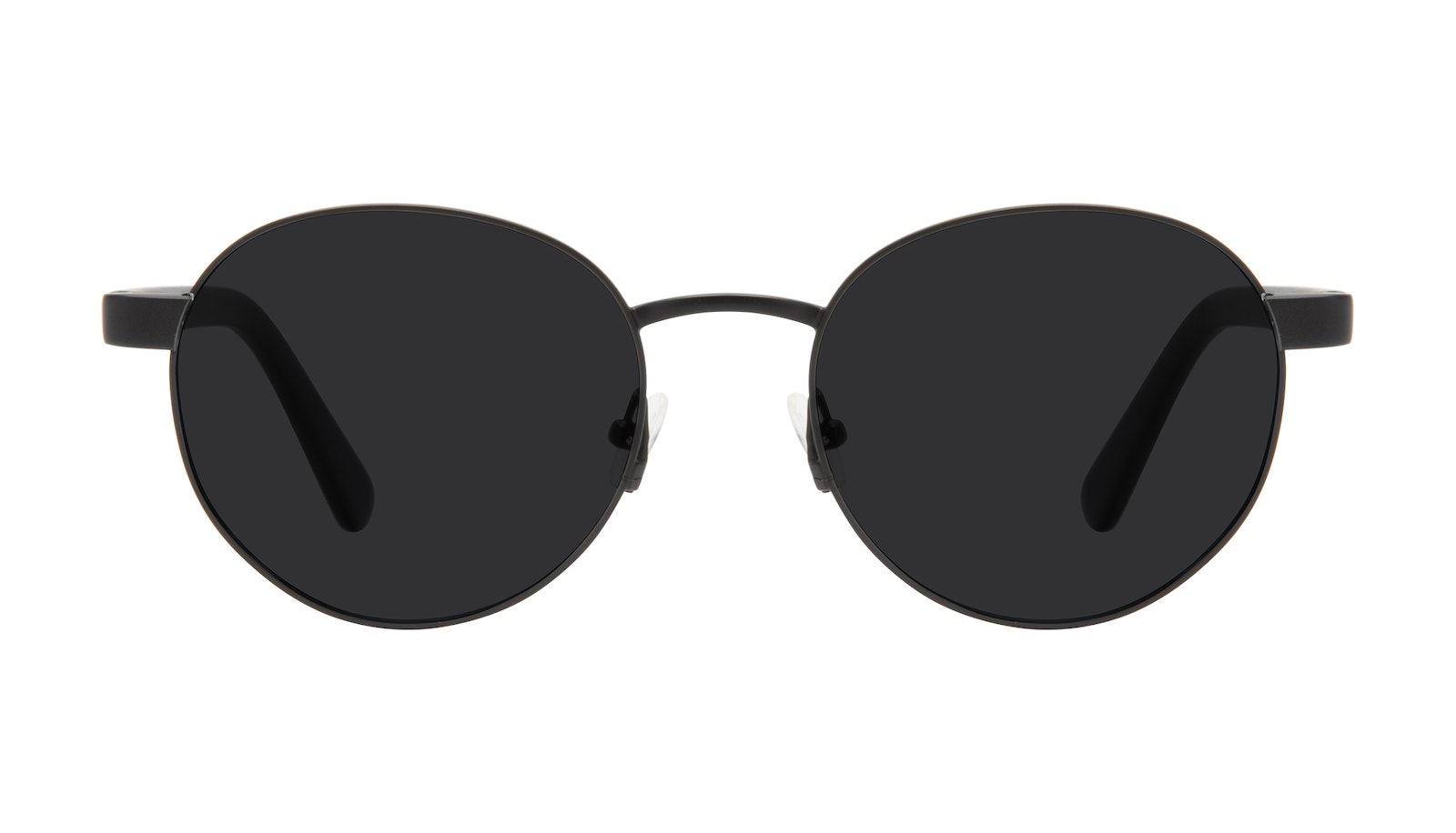 Affordable Fashion Glasses Round Sunglasses Men Alter Black
