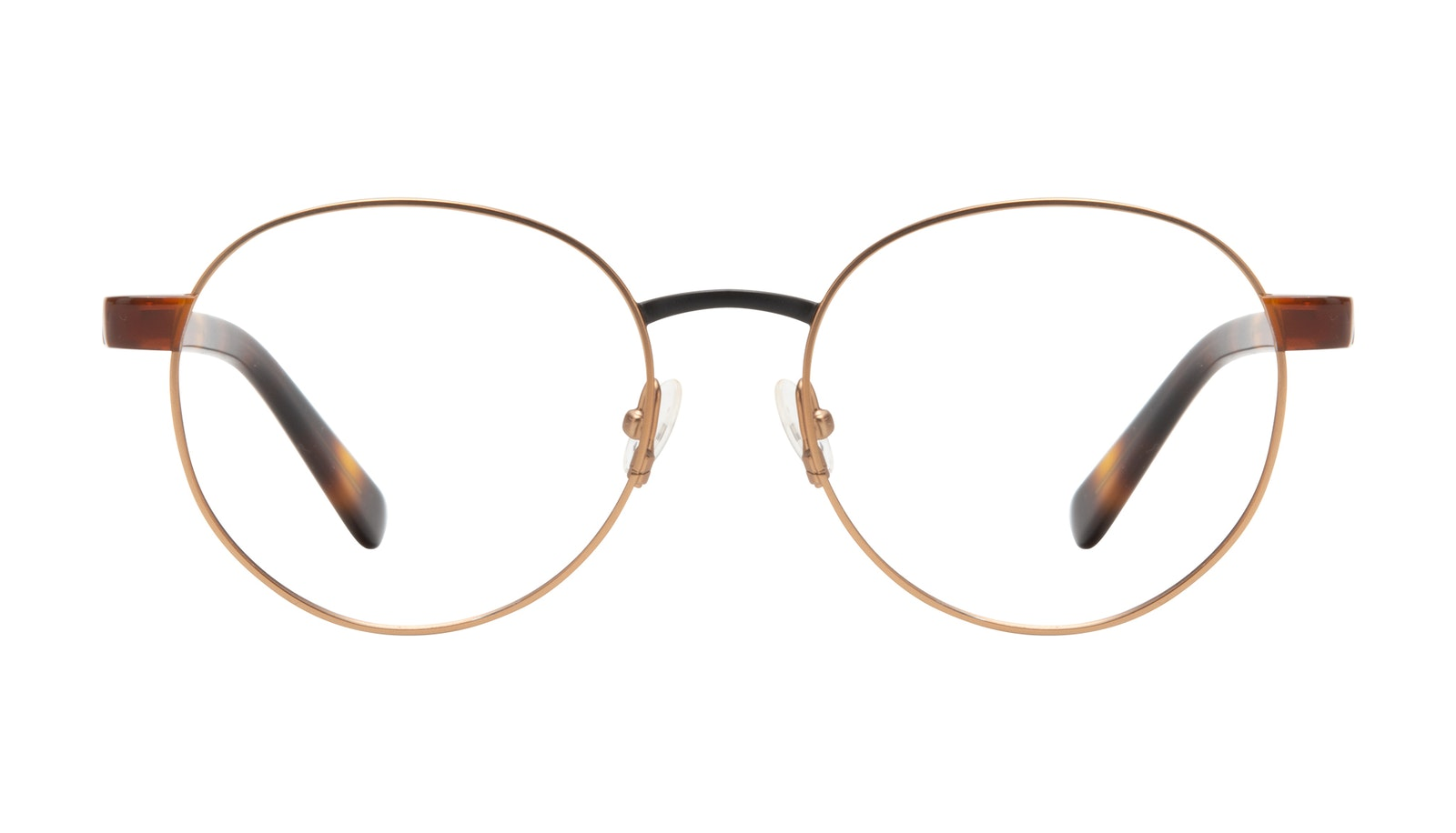Affordable Fashion Glasses Round Eyeglasses Men Alter Dark Brass