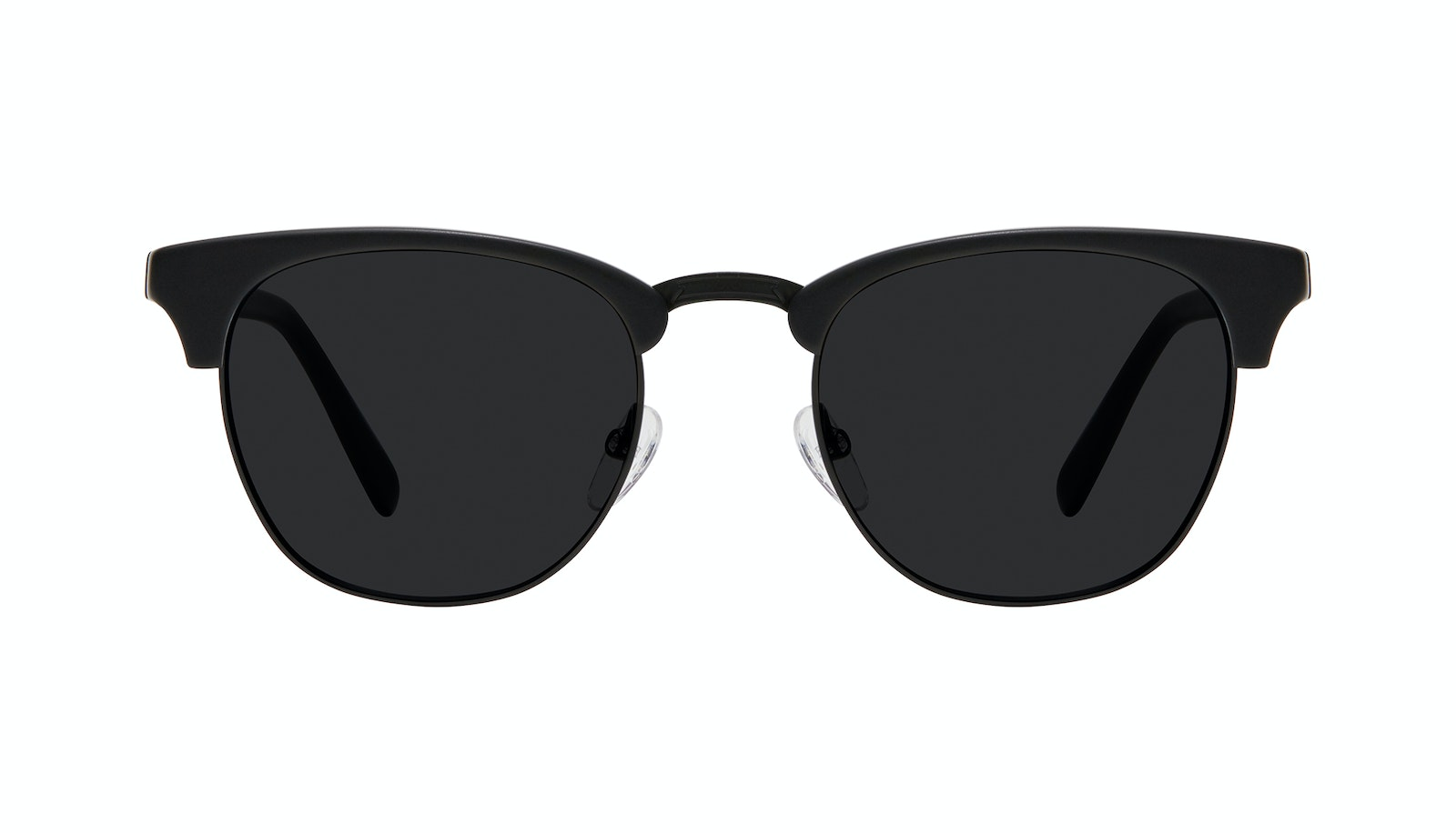 Affordable Fashion Glasses Square Sunglasses Men Always Matte Black