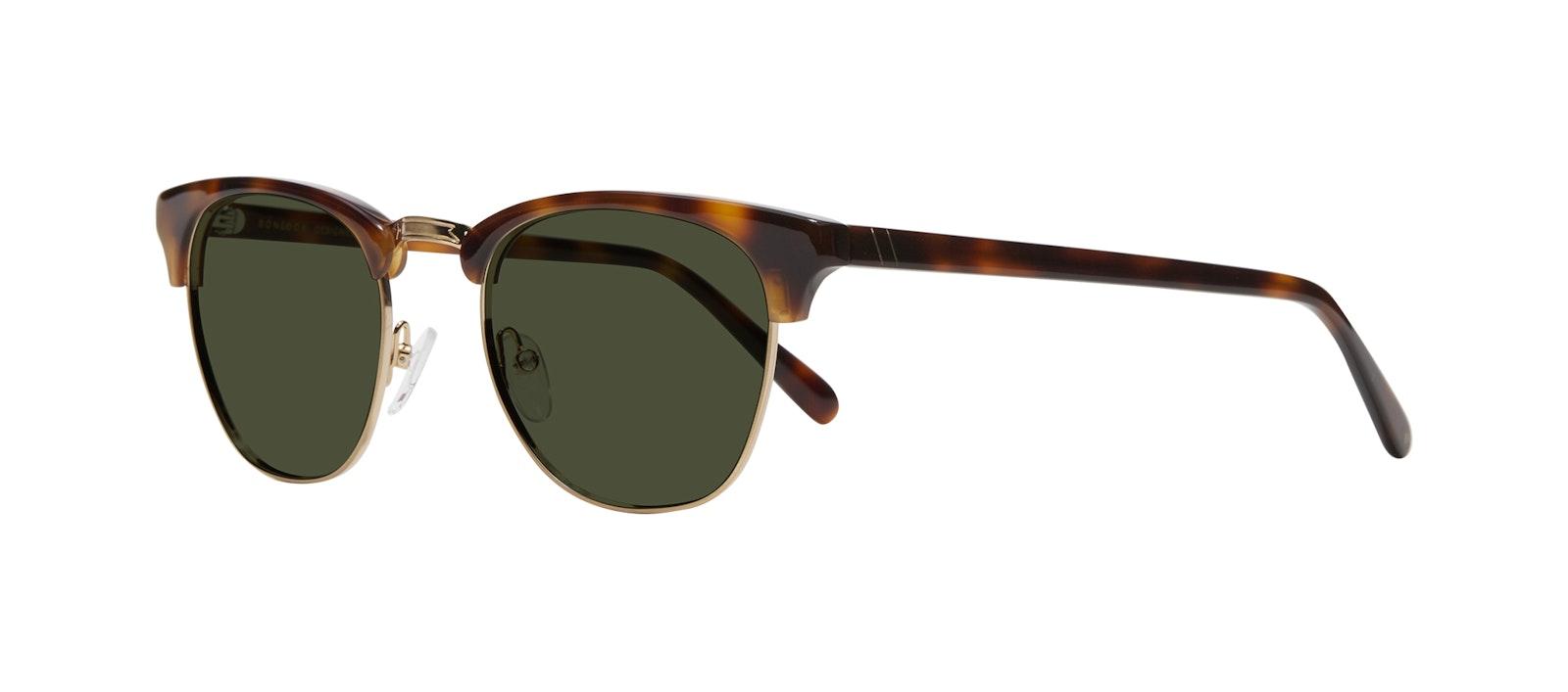 Affordable Fashion Glasses Square Sunglasses Men Always Tortoise Tilt