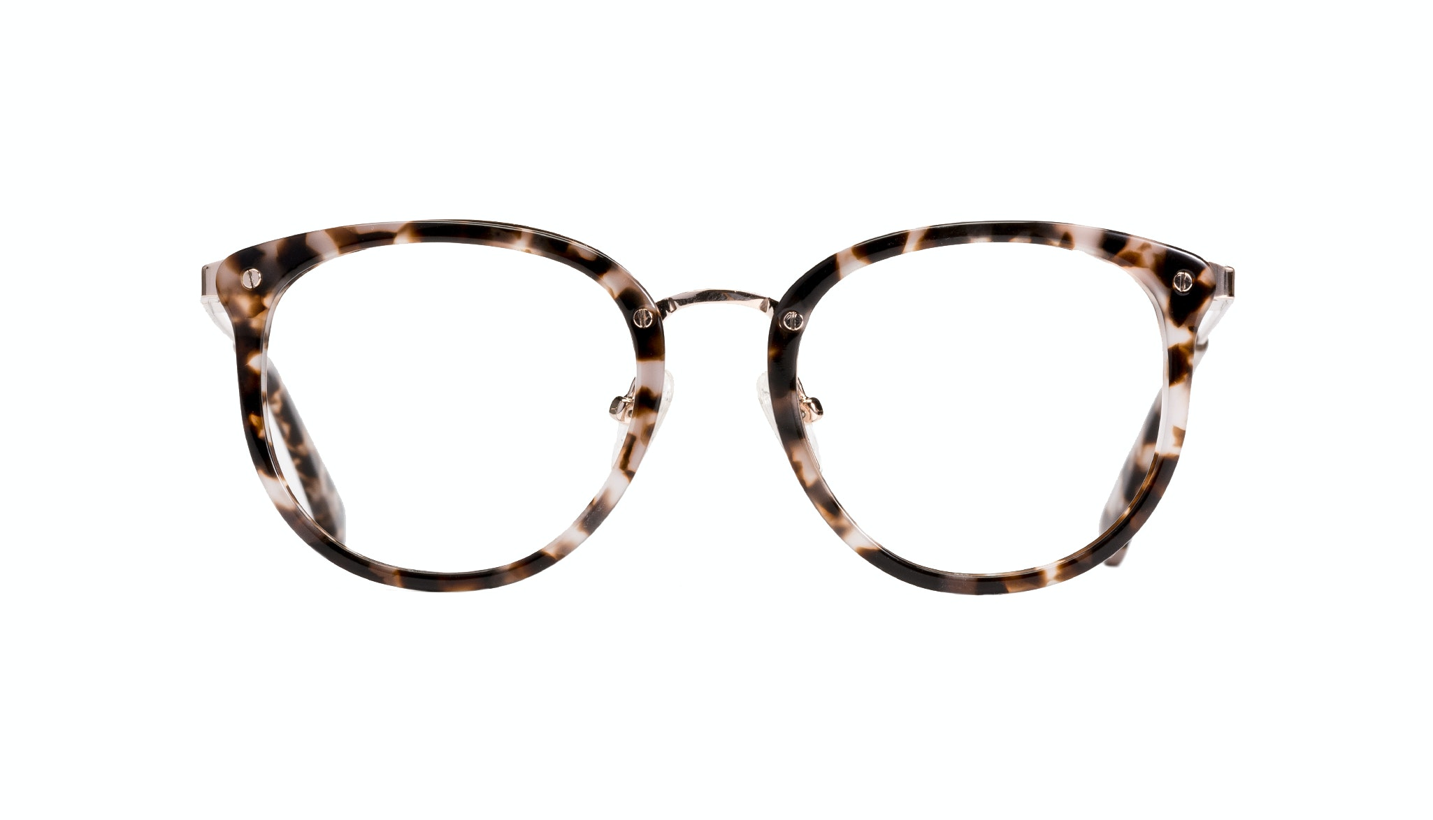 Affordable Fashion Glasses Round Eyeglasses Women Amaze Petite Mocha Tort