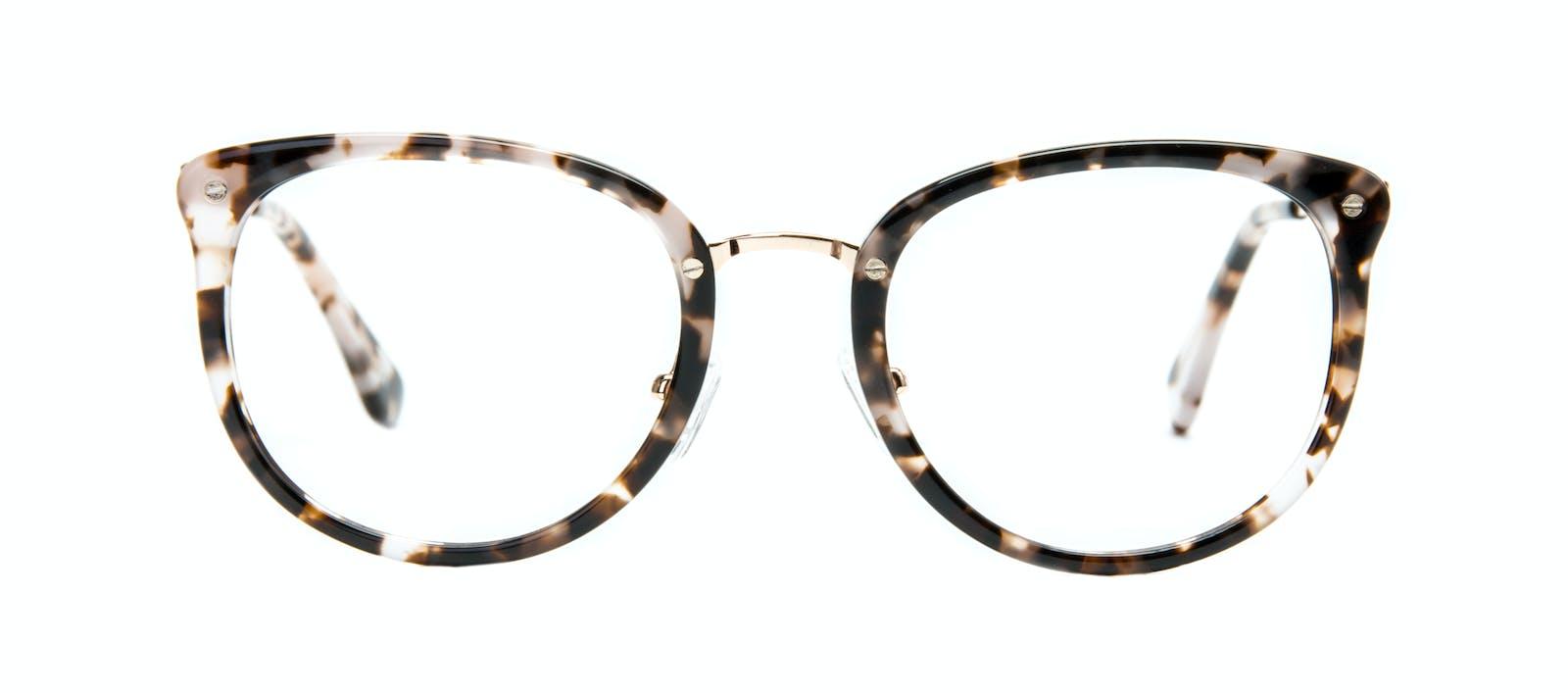 50a08ec8d8 Affordable Fashion Glasses Square Round Eyeglasses Women Amaze Mocha  Tortoise Front