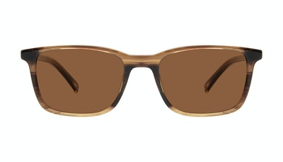 Affordable Fashion Glasses Square Sunglasses Men Andrews Dune Front
