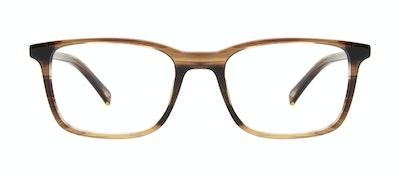 Affordable Fashion Glasses Square Eyeglasses Men Andrews Dune Front