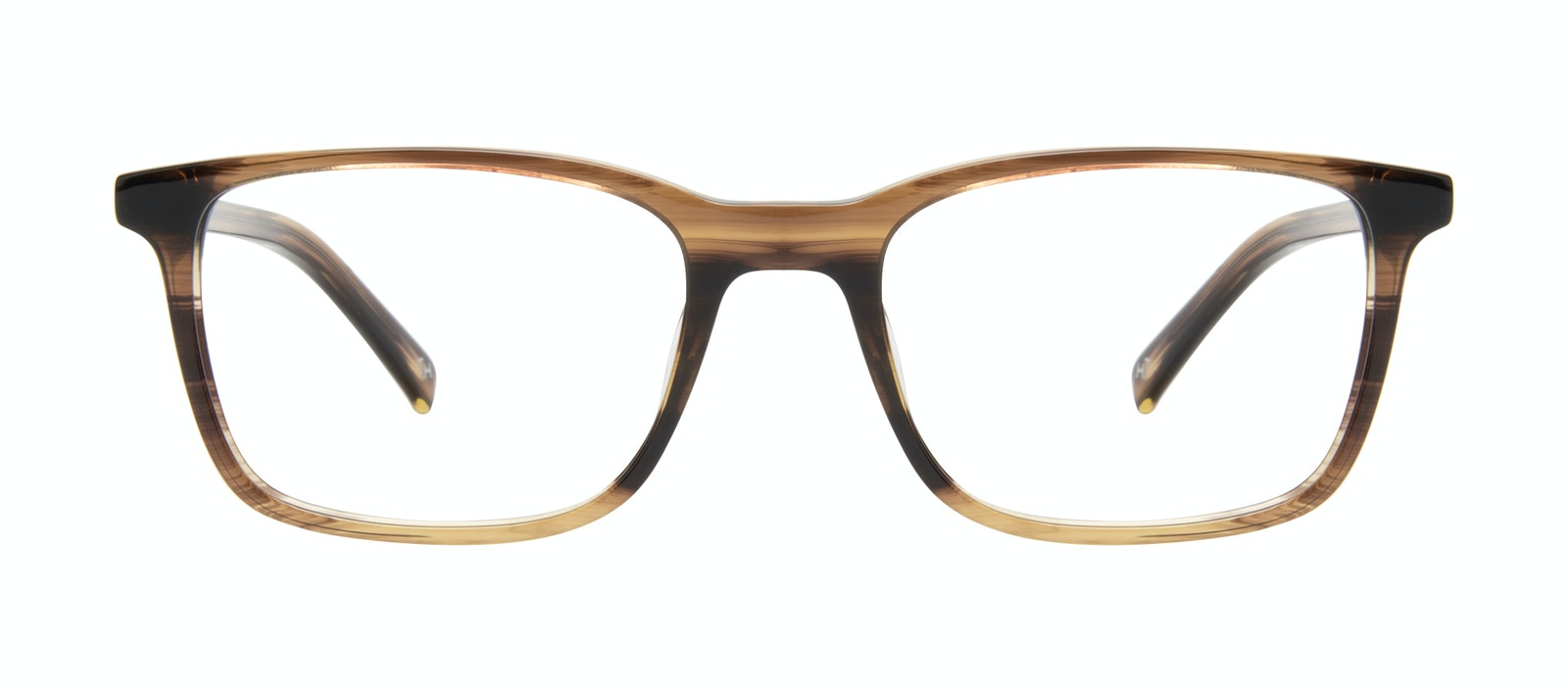 Affordable Fashion Glasses Square Eyeglasses Men Andrews Dune Front