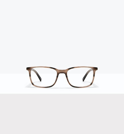 Affordable Fashion Glasses Square Eyeglasses Men Andrews Shoreline Front