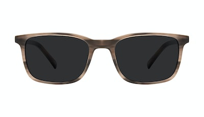 Affordable Fashion Glasses Square Sunglasses Men Andrews Shoreline Front