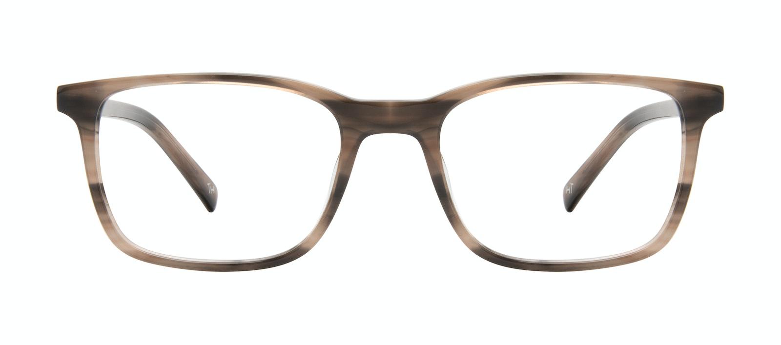 Affordable Fashion Glasses Square Eyeglasses Men Andrews Shoreline Front