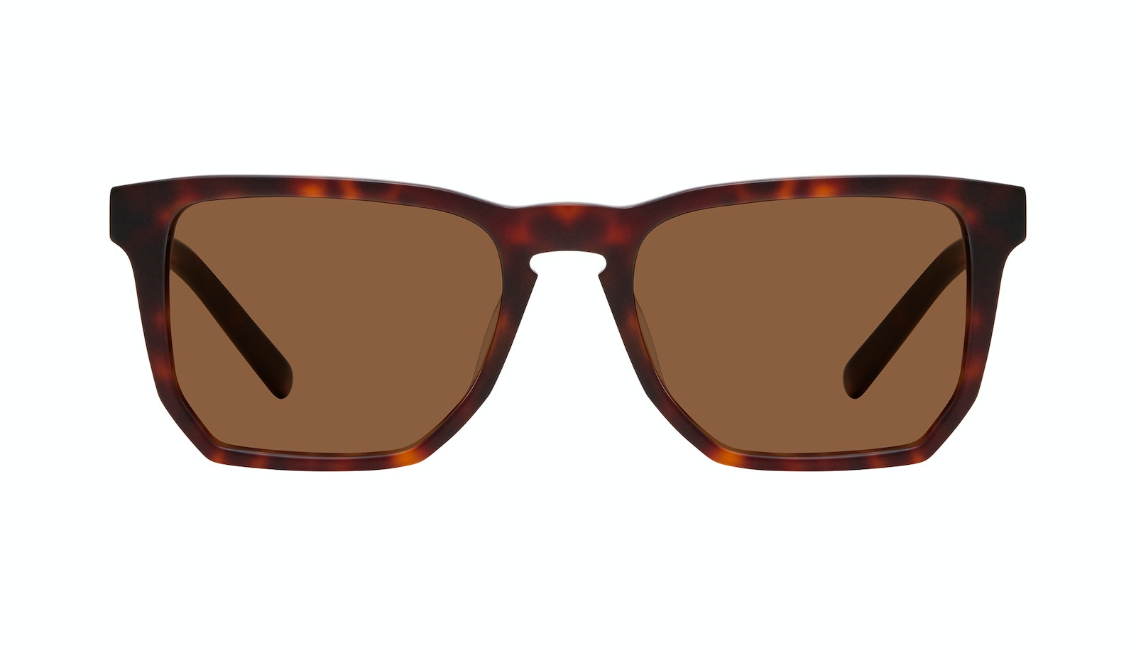 Affordable Fashion Glasses Square Sunglasses Men Andy Matte Tortoise