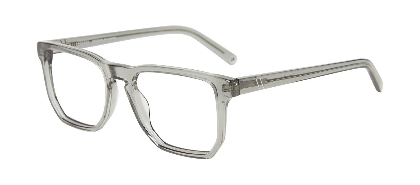Affordable Fashion Glasses Square Eyeglasses Men Andy Storm Tilt