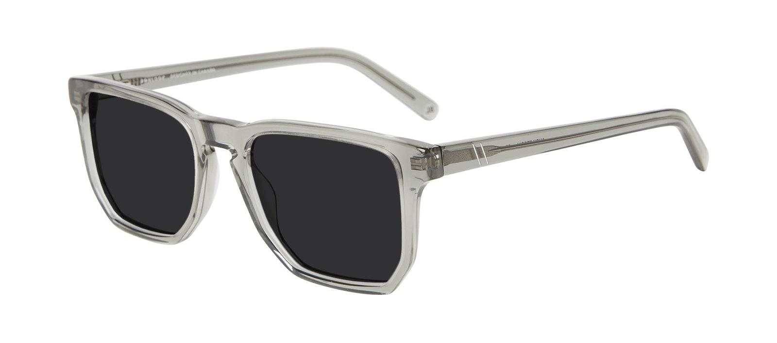 Affordable Fashion Glasses Square Sunglasses Men Andy Storm Tilt