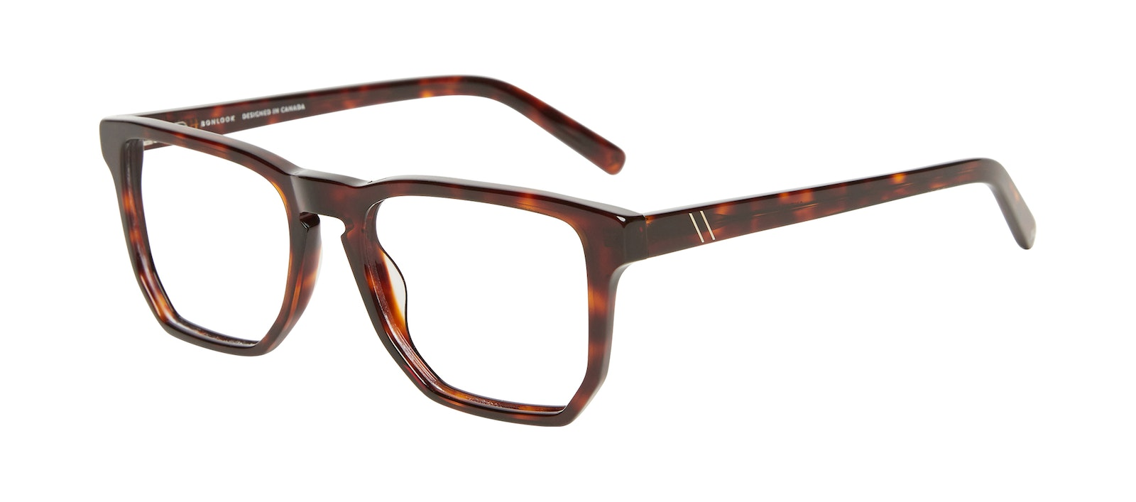 Affordable Fashion Glasses Square Eyeglasses Men Andy Tortoise Tilt