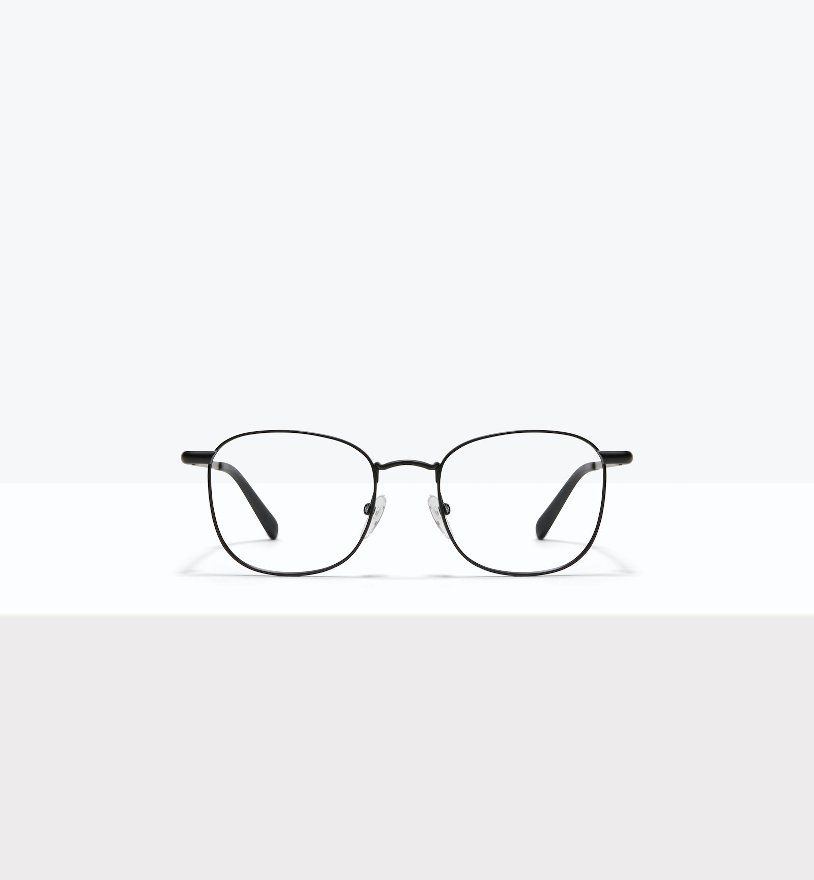 Affordable Fashion Glasses Square Eyeglasses Men Women Apex S Matte Black