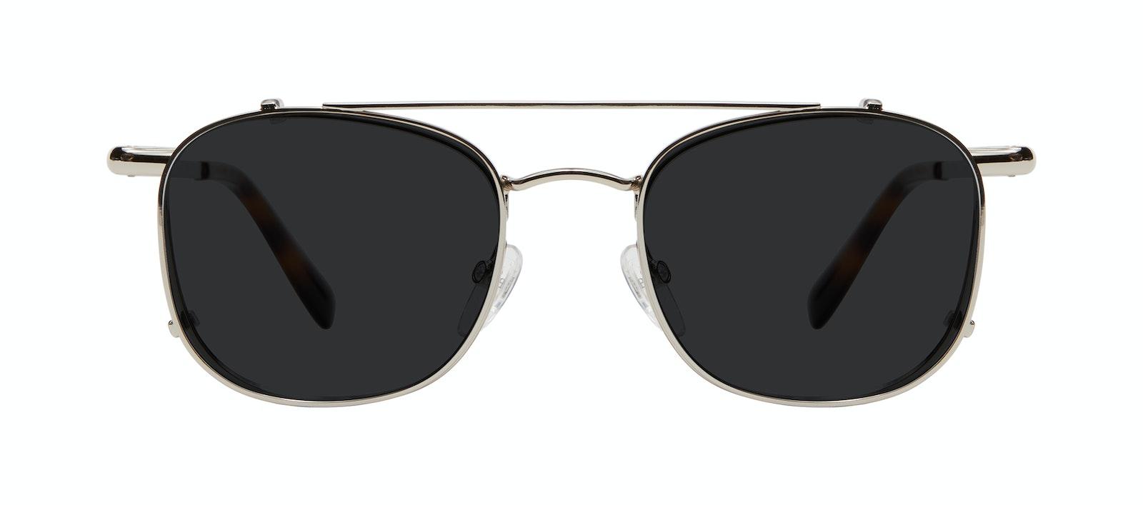 Lunettes tendance Accessoire Hommes Apex Clip M Silver Profil