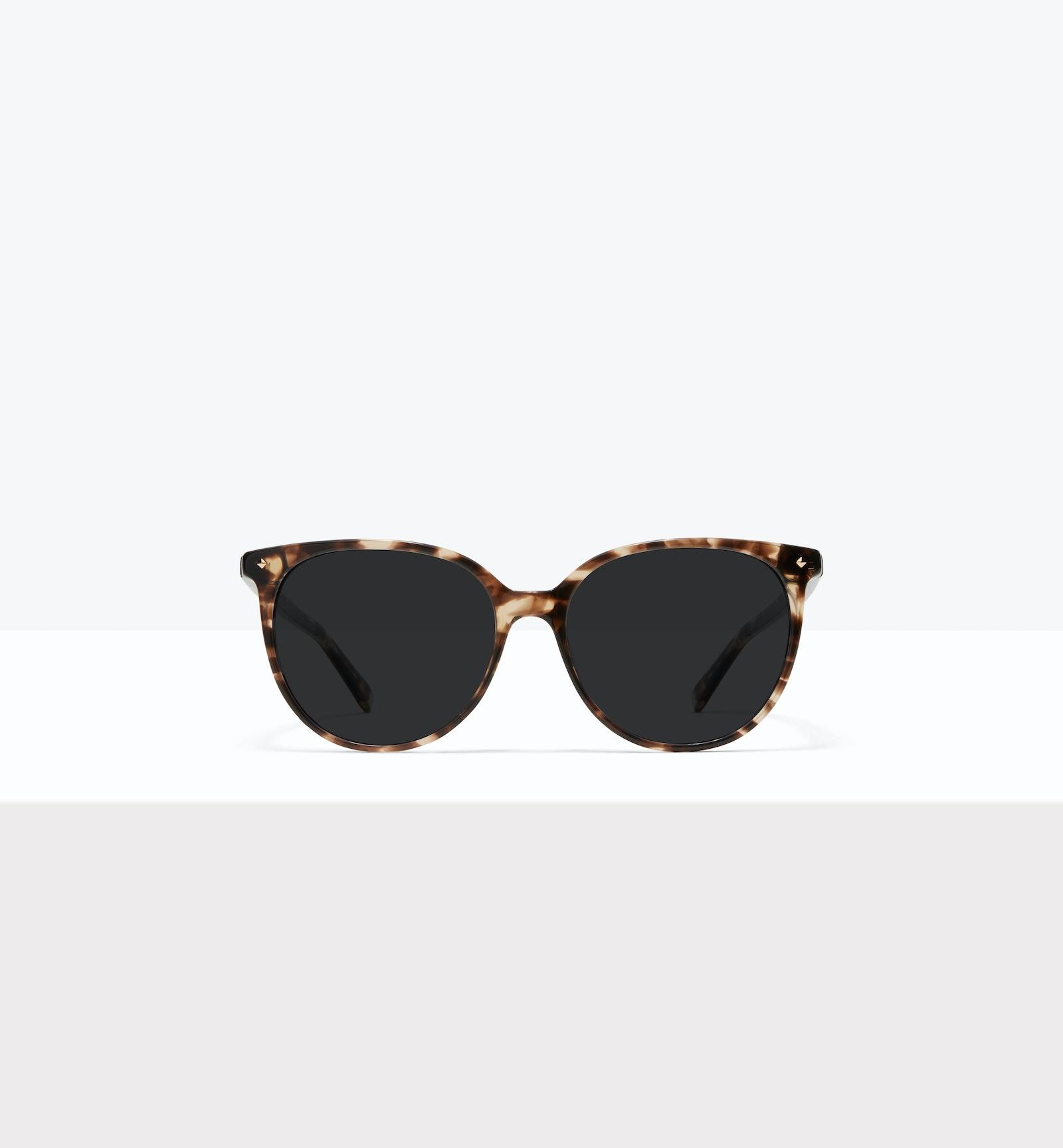 Affordable Fashion Glasses Round Sunglasses Women Area L Leopard