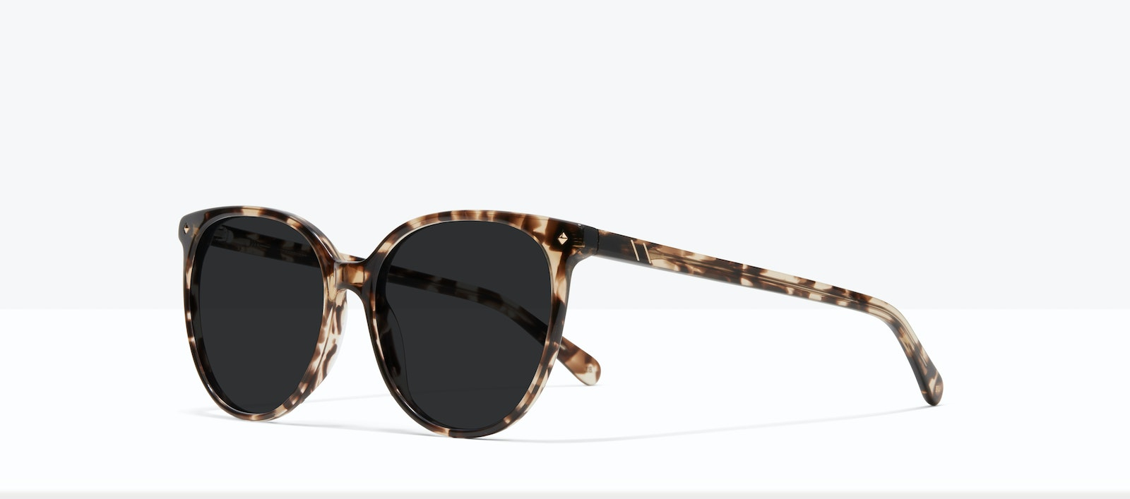 Affordable Fashion Glasses Round Sunglasses Women Area L Leopard Tilt