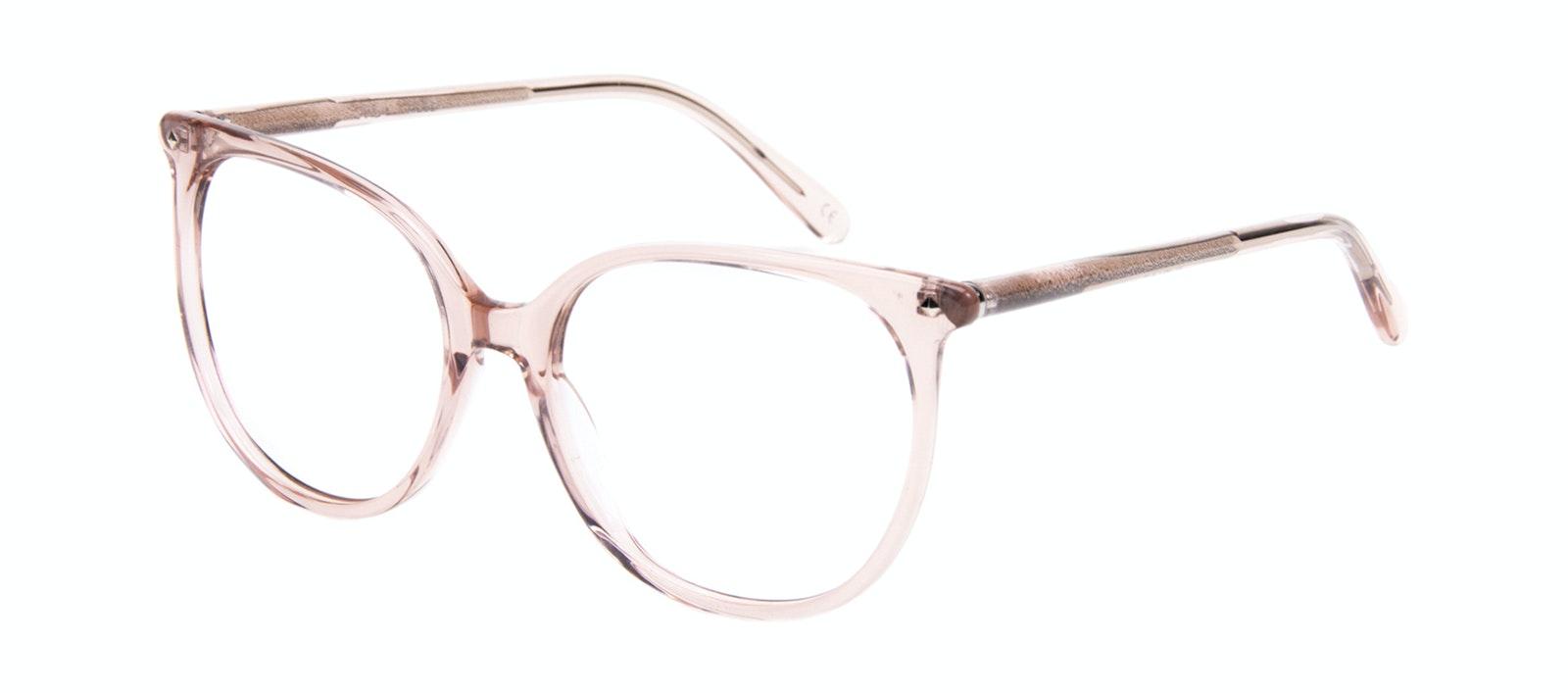 a4fdaf5c98f Affordable Fashion Glasses Round Eyeglasses Women Area Rose Tilt