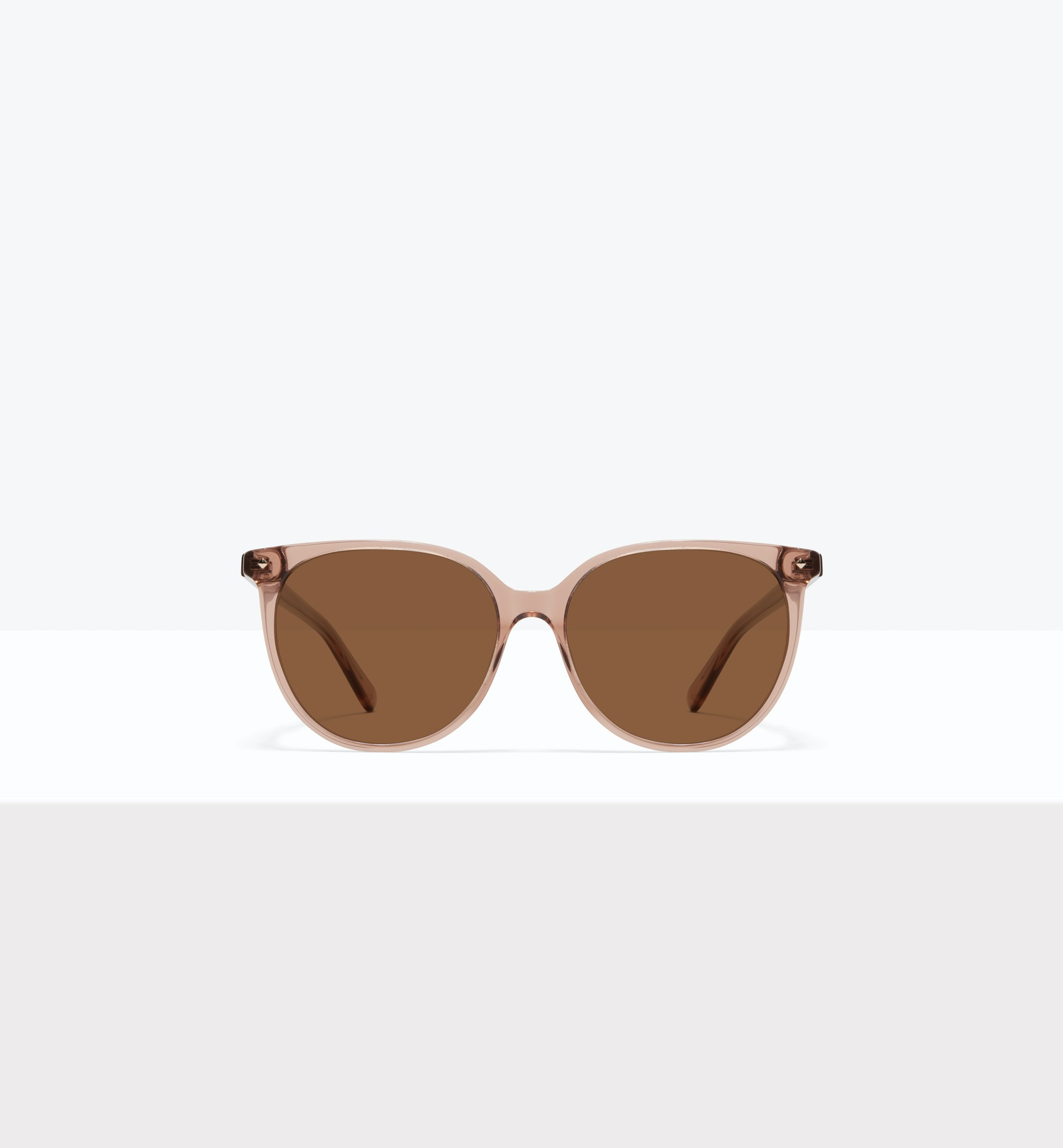 Affordable Fashion Glasses Round Sunglasses Women Area S Rose