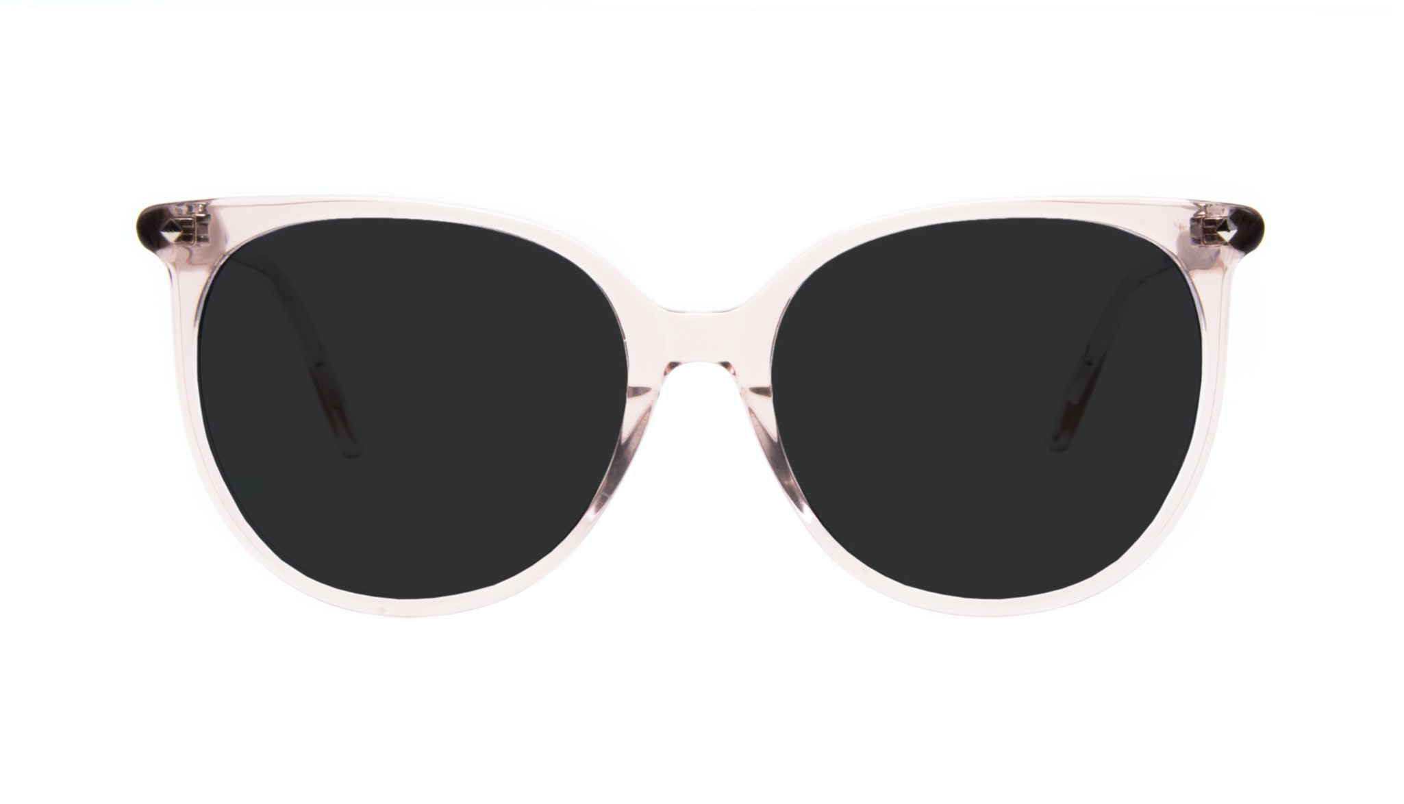 Affordable Fashion Glasses Round Sunglasses Women Area Rose