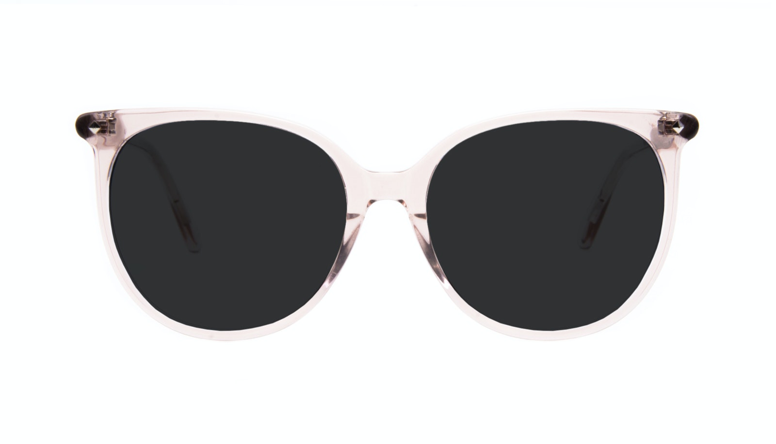 Affordable Fashion Glasses Round Sunglasses Women Area Rose