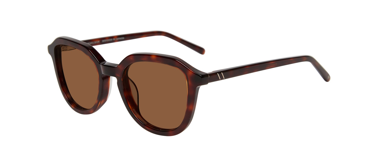 Affordable Fashion Glasses Square Sunglasses Kids Art Junior Tortoise Tilt