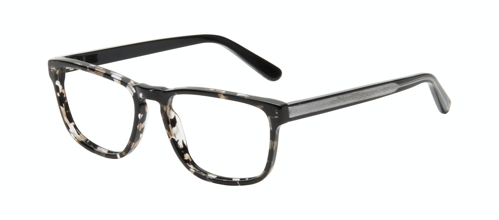 Affordable Fashion Glasses Square Eyeglasses Men Arctic Glacier Tilt