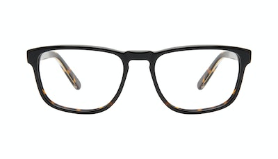 Affordable Fashion Glasses Square Eyeglasses Men Arctic Tundra Front
