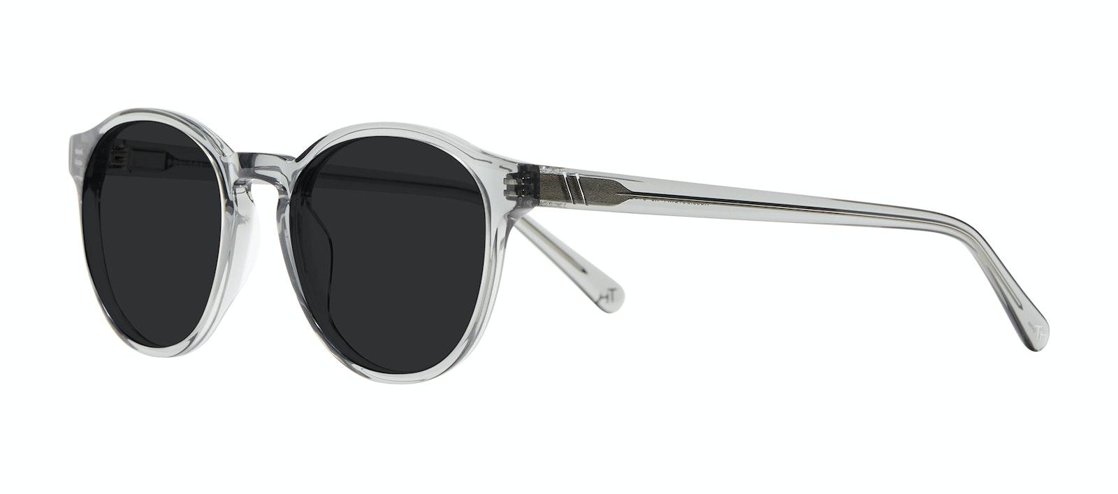 Affordable Fashion Glasses Round Sunglasses Men Aussie Storm Tilt