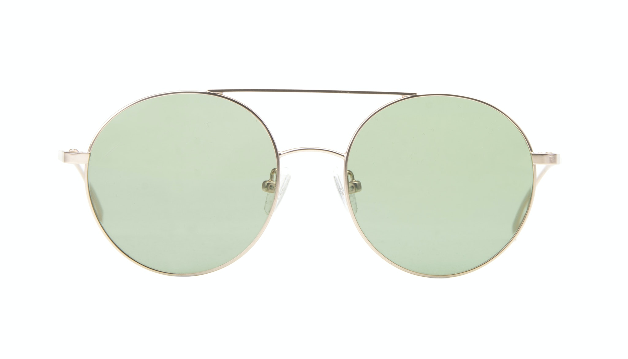 Lunettes tendance Aviator Ronde Solaires Femmes Baby Money
