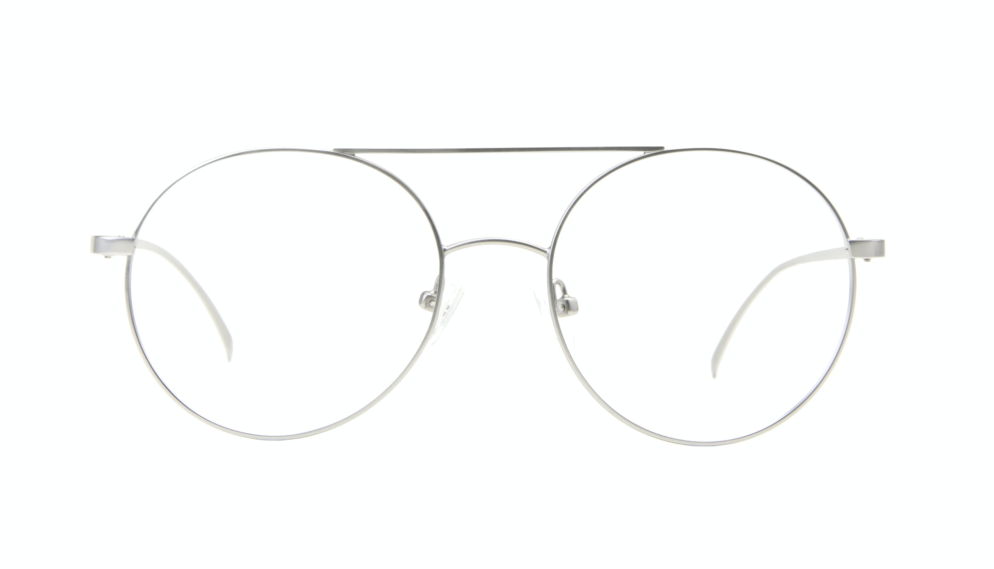 Affordable Fashion Glasses Aviator Round Eyeglasses Women Baby Steel Front