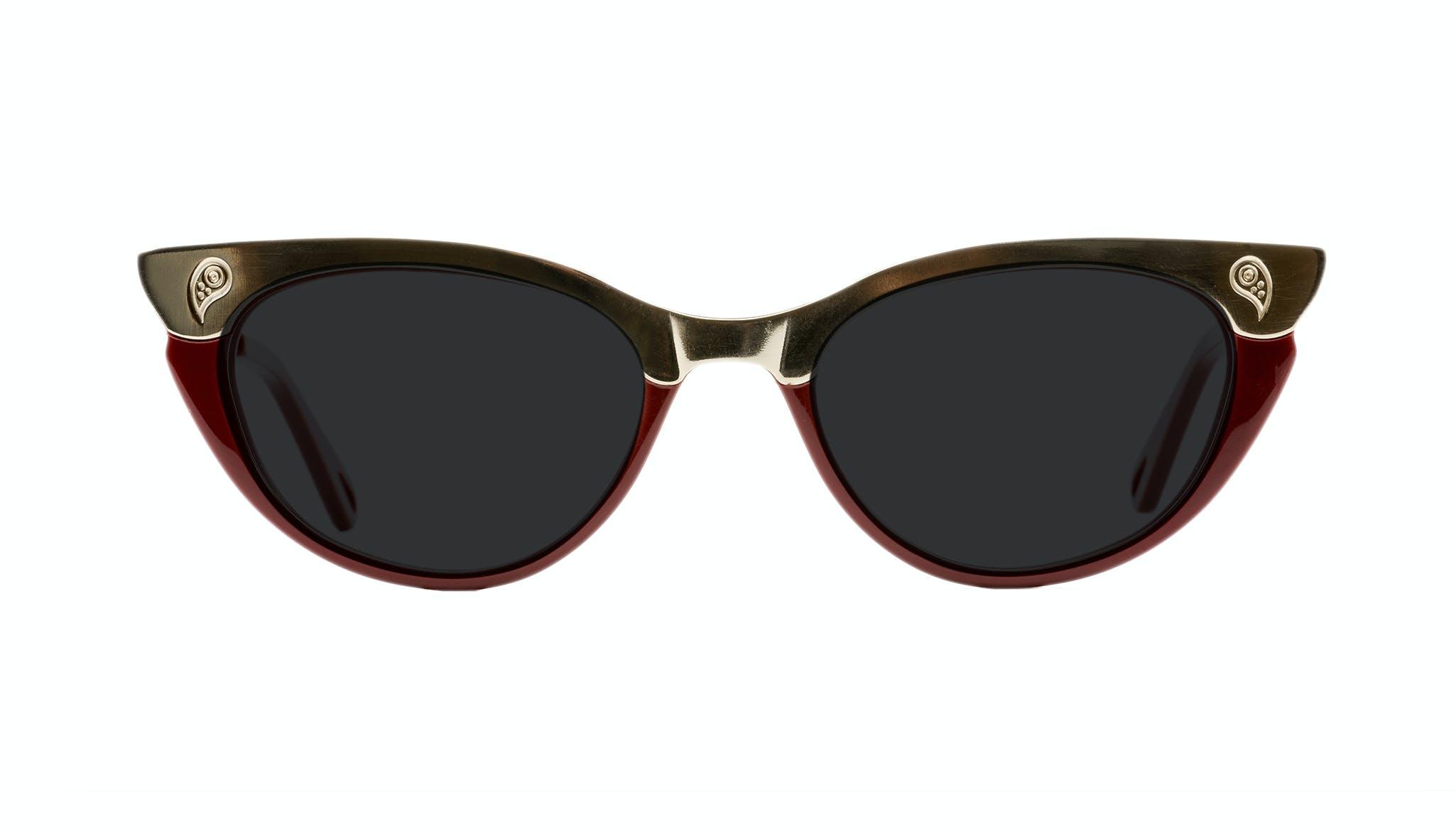 Affordable Fashion Glasses Cat Eye Daring Cateye Sunglasses Women Bad Beti Paro Front