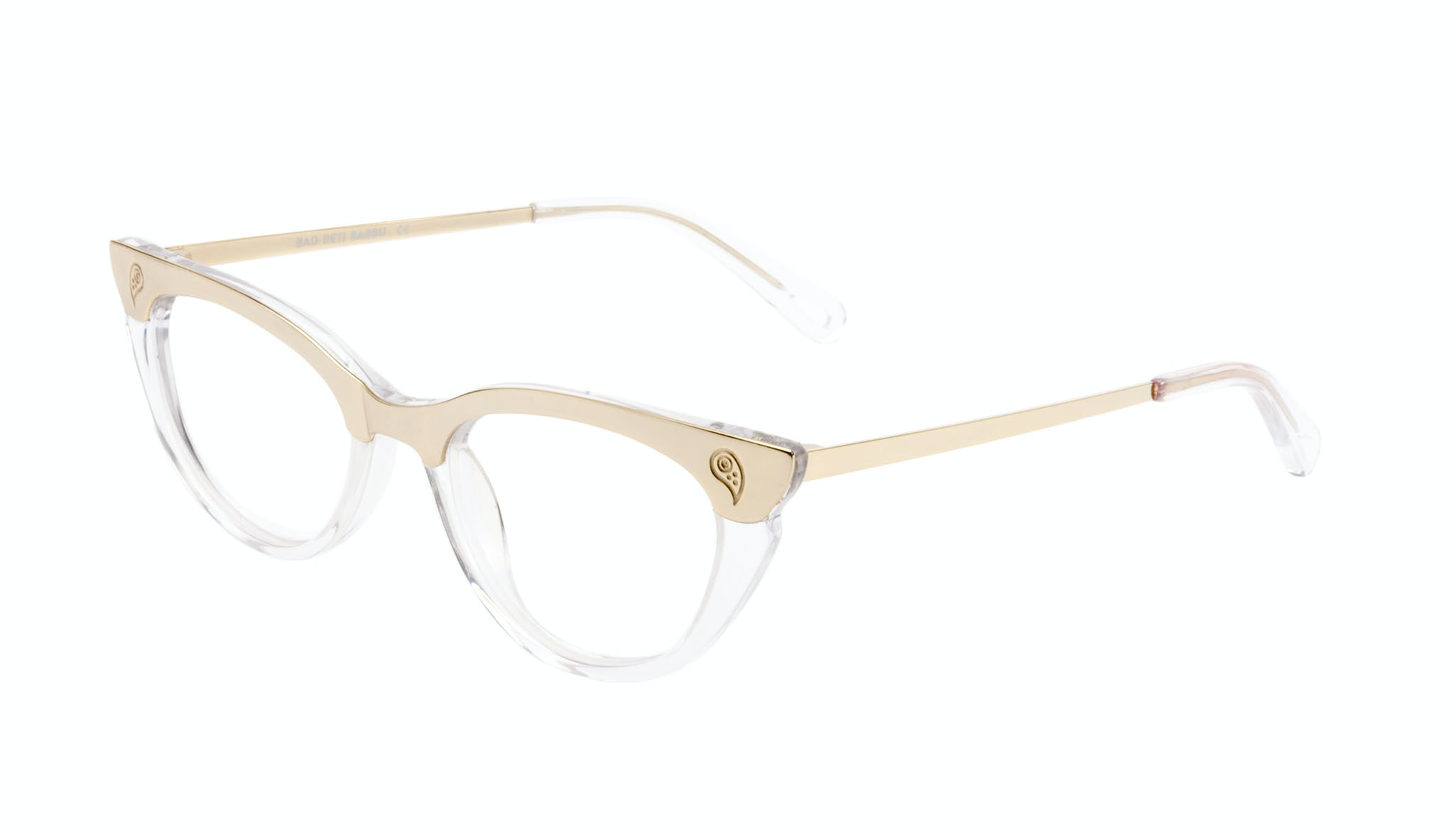 Affordable Fashion Glasses Cat Eye Daring Cateye Eyeglasses Women Bad Beti Babbu Tilt