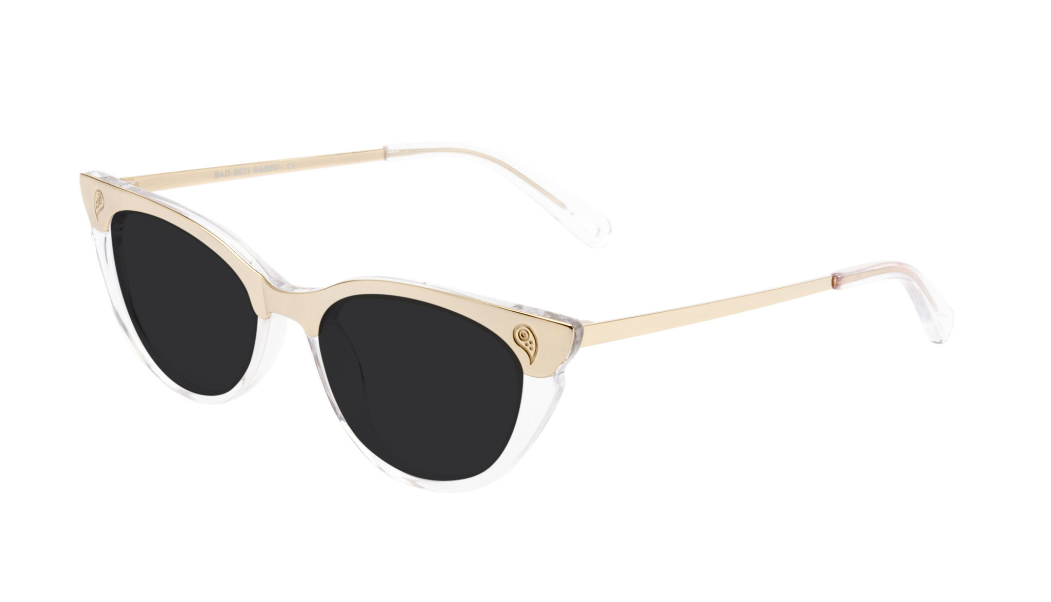 48570e1c24e2 Affordable fashion glasses cat eye daring cateye sunglasses women bad beti  babbu tilt jpg 1600x707 Bad