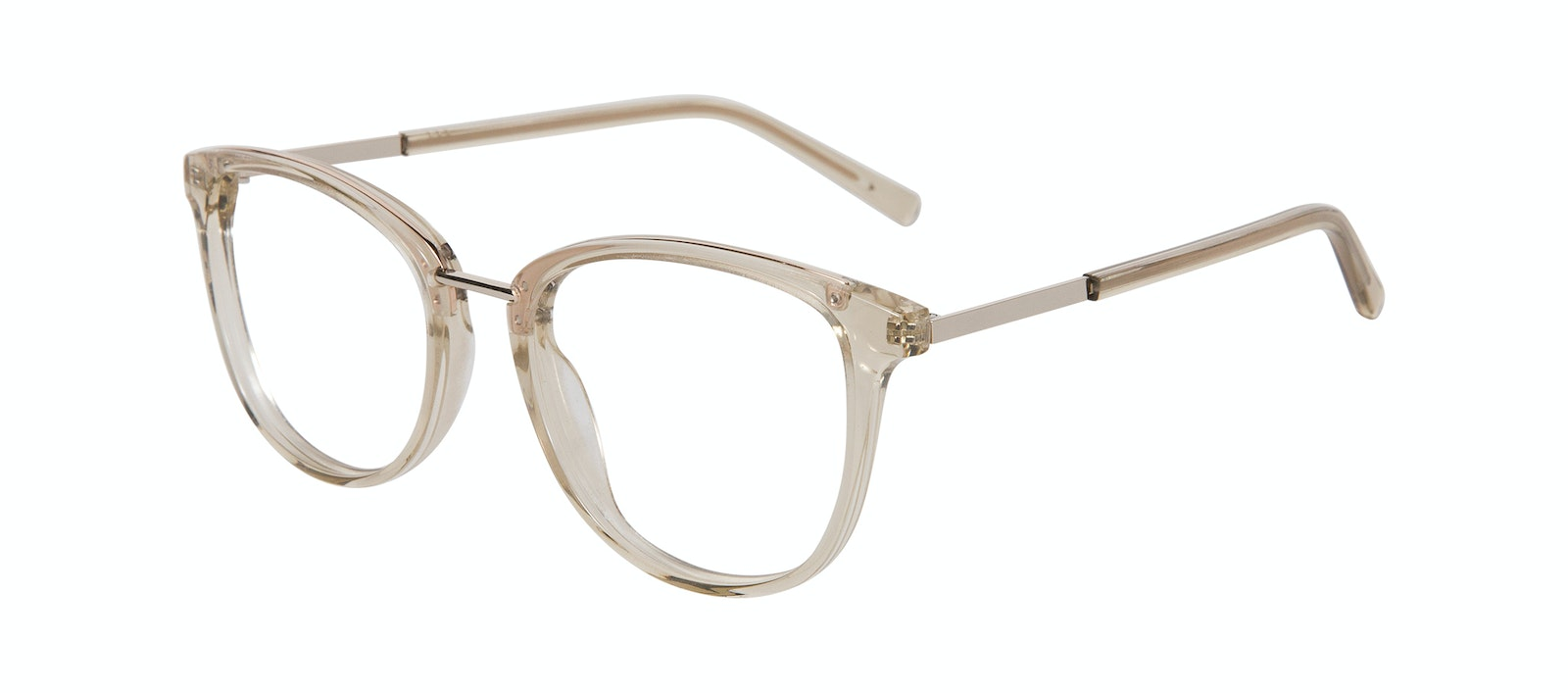 Affordable Fashion Glasses Square Round Eyeglasses Women Bella Olive Tilt