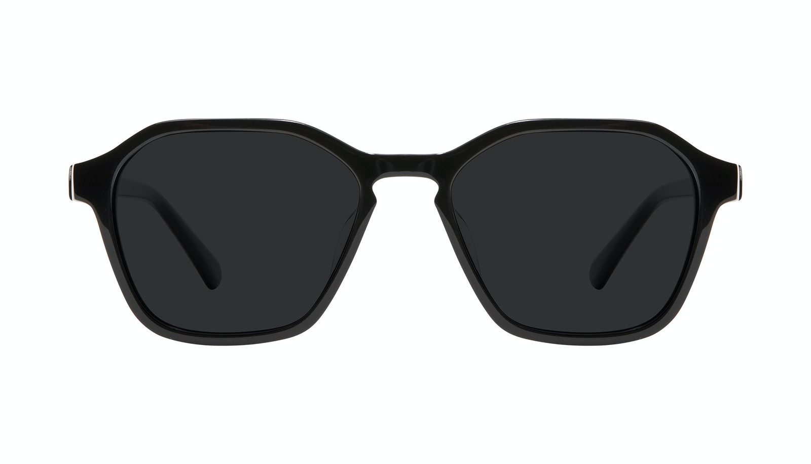 Affordable Fashion Glasses Square Sunglasses Men Birdie Black