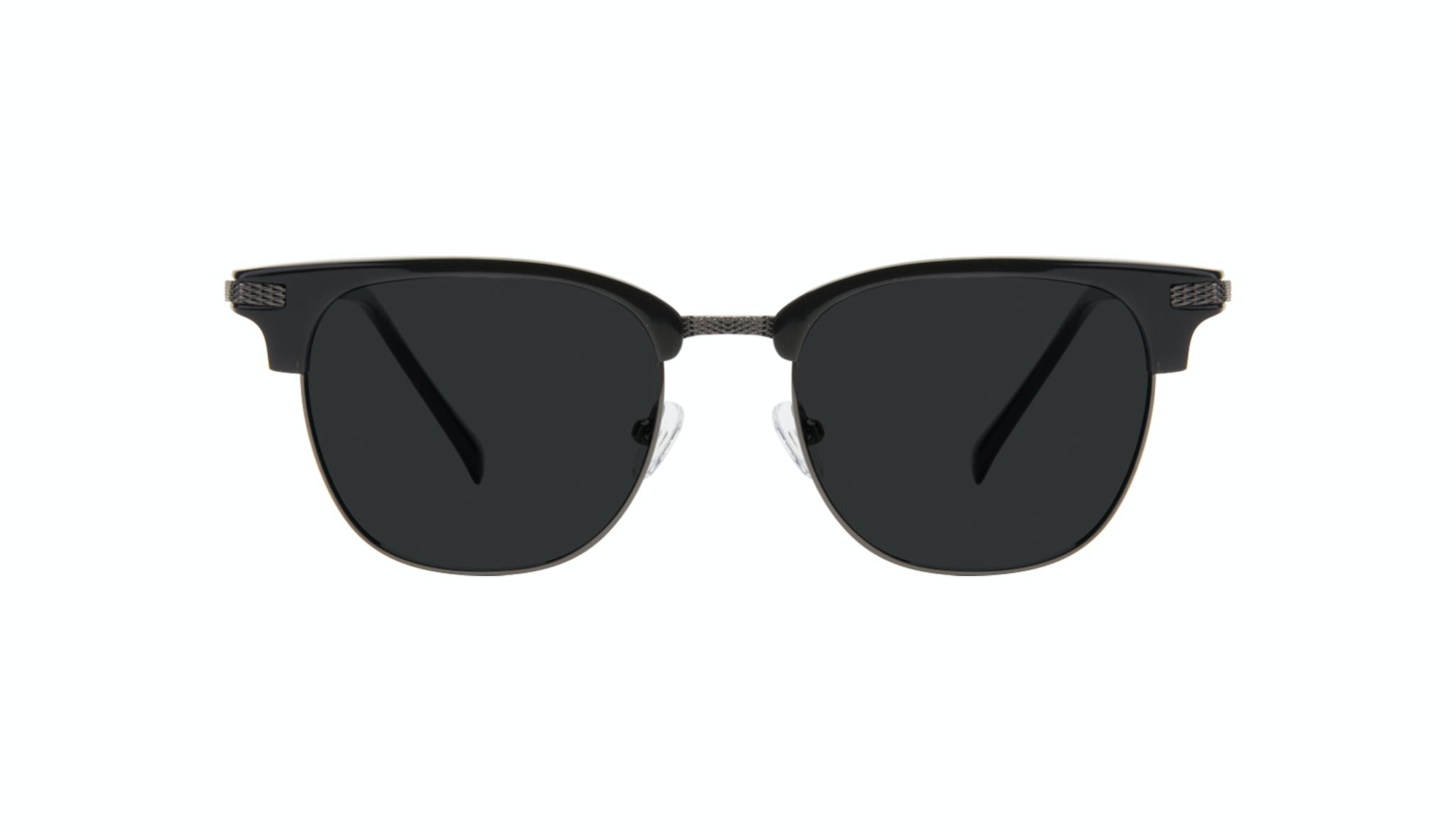 Affordable Fashion Glasses Square Sunglasses Men Blacktie Onyx
