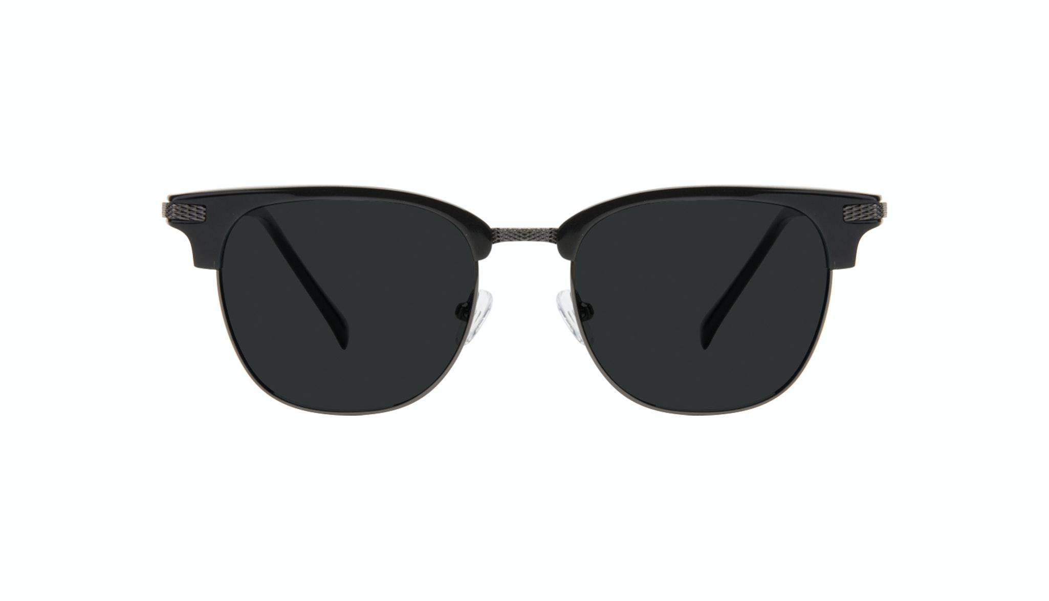 Lunettes tendance Carrée Lunettes de soleil Hommes Blacktie Onyx Face