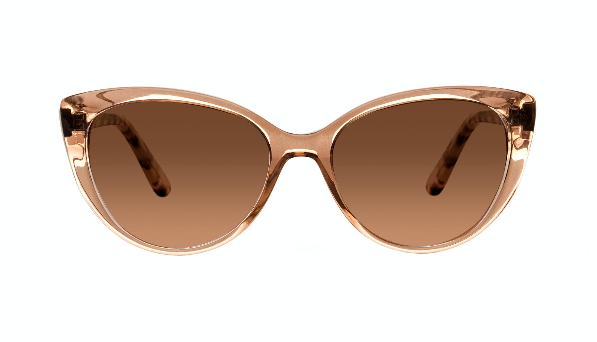 Affordable Fashion Glasses Cat Eye Sunglasses Women Bliss Rose Tortoise