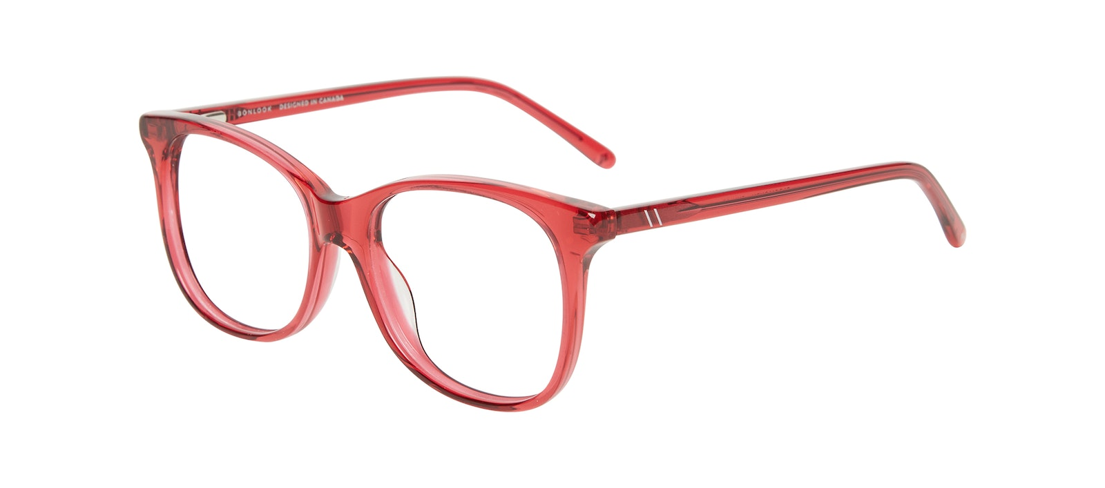 Affordable Fashion Glasses Square Eyeglasses Kids Bloom Junior Ruby Tilt