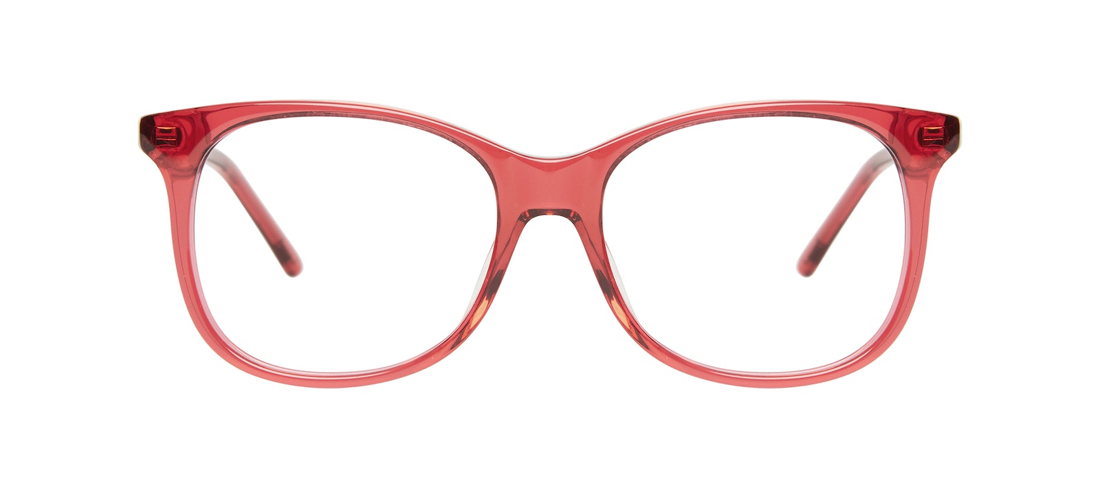 Affordable Fashion Glasses Square Eyeglasses Kids Bloom Junior Ruby Front