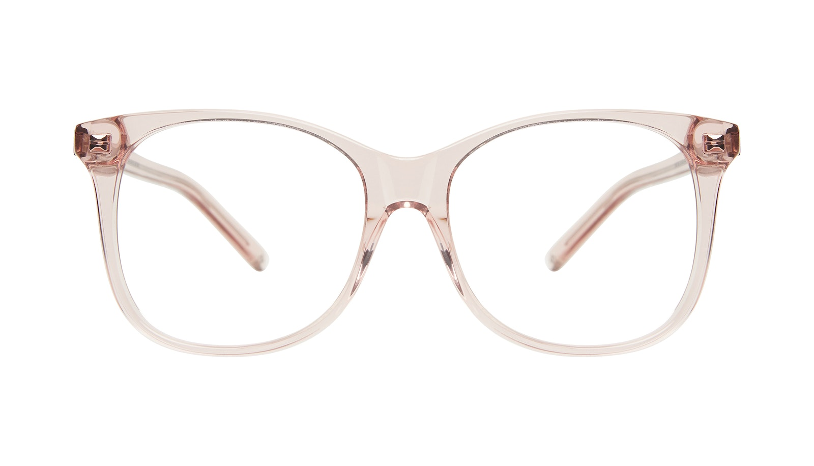 Affordable Fashion Glasses Square Eyeglasses Women Bloom Pink