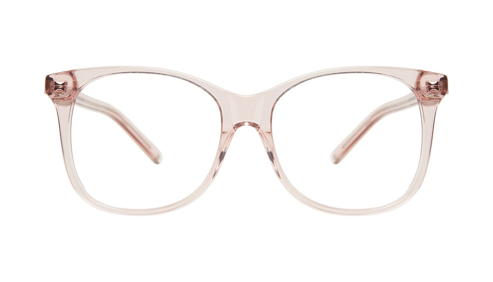 Lunettes tendance Carrée Lunettes de vue Femmes Bloom Pink