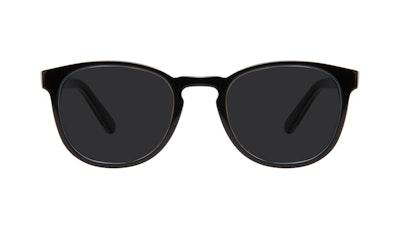 Affordable Fashion Glasses Round Sunglasses Men Boreal Black Ice Front
