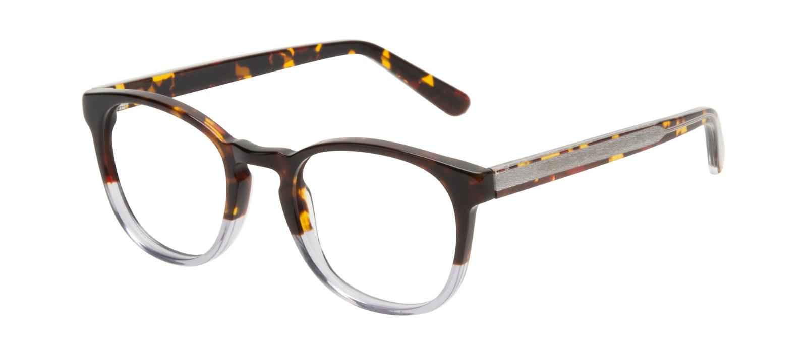 Affordable Fashion Glasses Round Eyeglasses Men Boreal Pacific Tilt